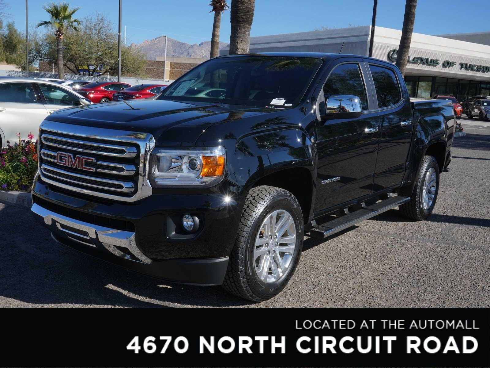 Pre-Owned 2017 GMC Canyon 2WD SLT