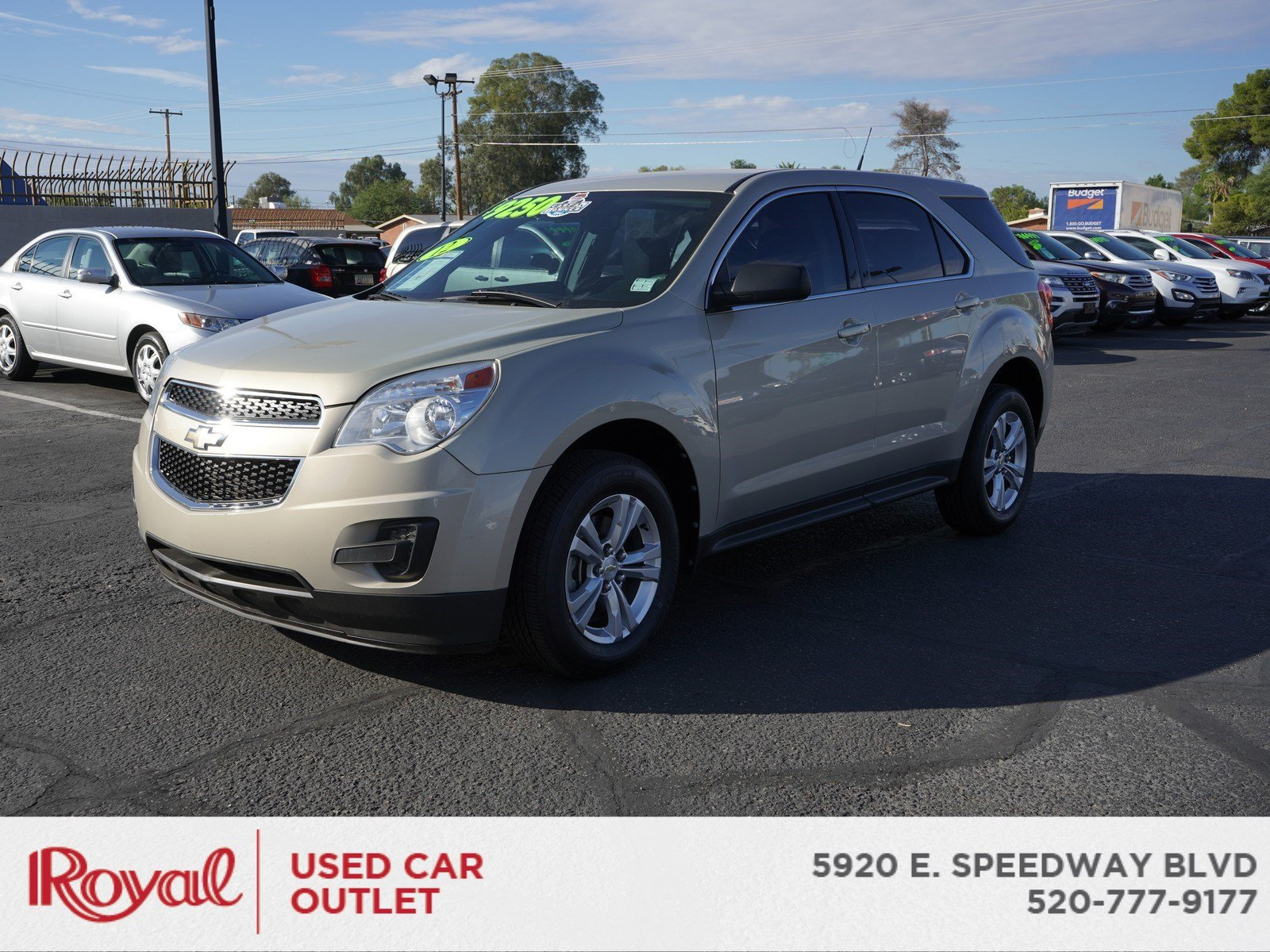 Pre-Owned 2012 Chevrolet Equinox LS
