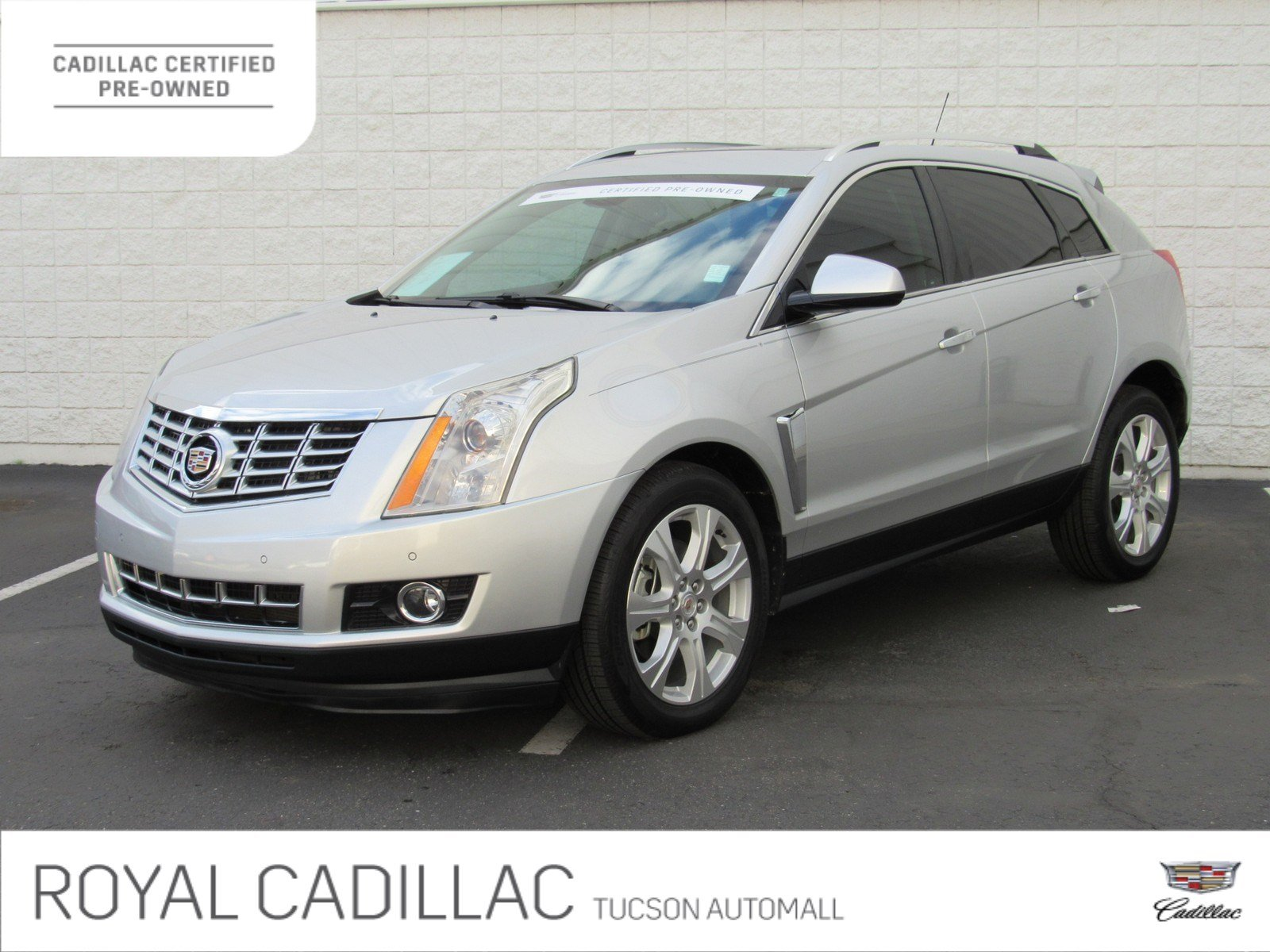 Pre Owned 2015 Cadillac Srx Awd Performance Collection In Tucson