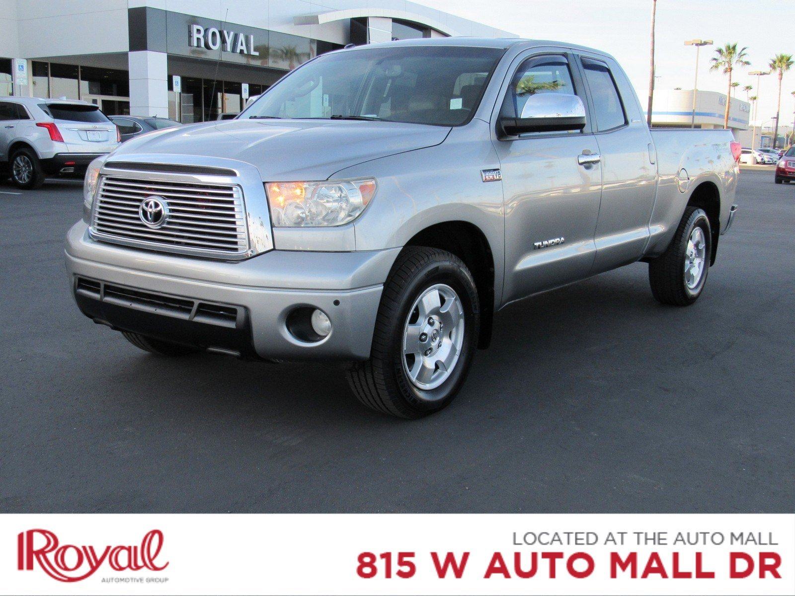 Pre Owned 2010 Toyota Tundra 4wd Truck 4wd Ltd In Tucson G4568a