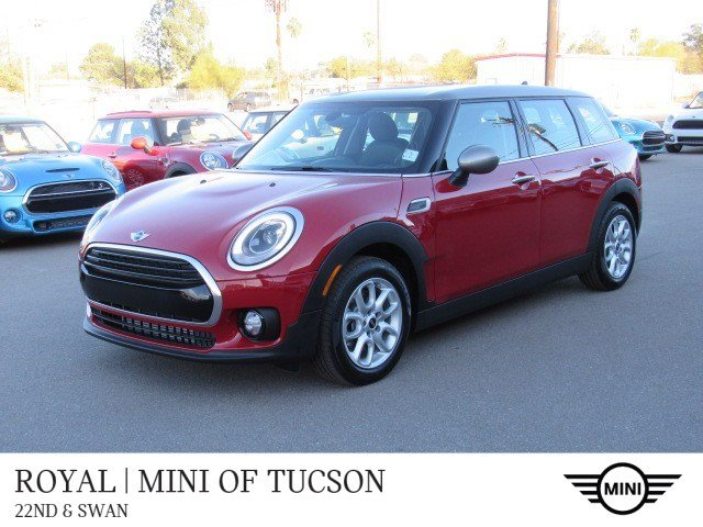 New 2018 MINI Clubman Cooper