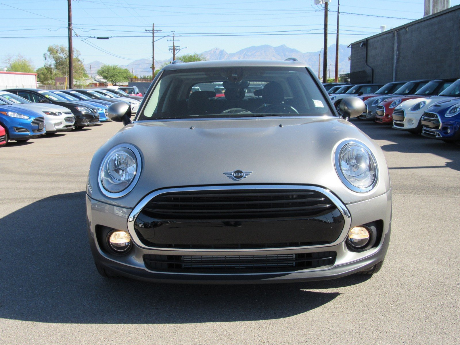 Certified Pre Owned 2019 Mini Clubman Fwd Cooper In Tucson Pd29619