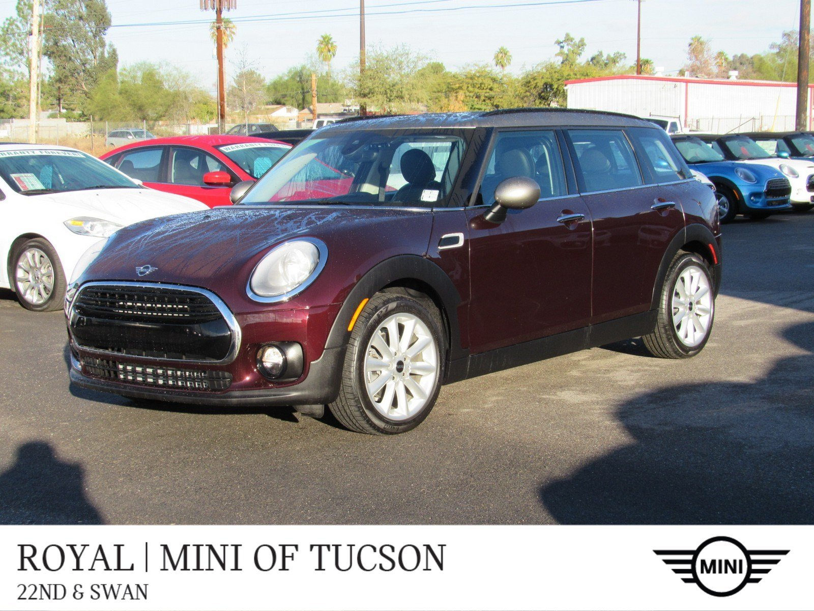 New 2019 Mini Clubman Fwd Cooper In Tucson M2022 Mini Of Tucson