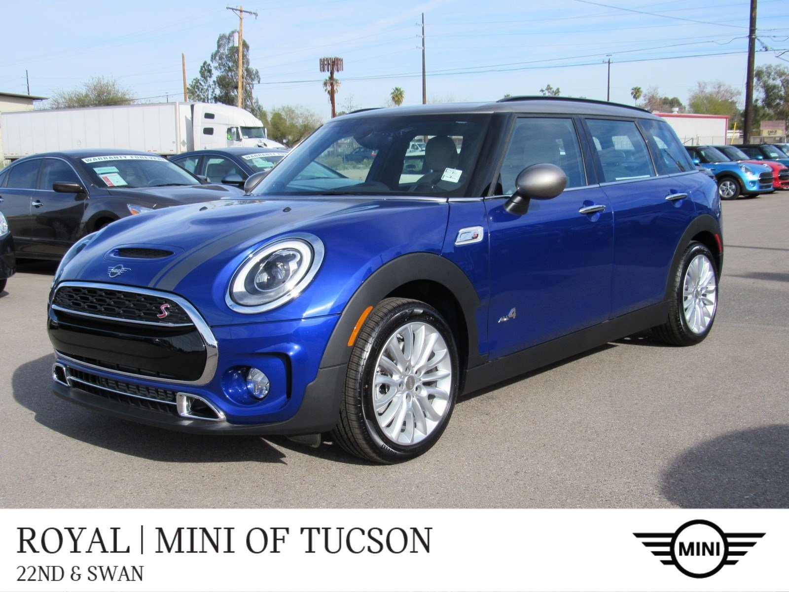 New 2019 Mini Clubman Awd Cooper S In Tucson M2160 Mini Of Tucson