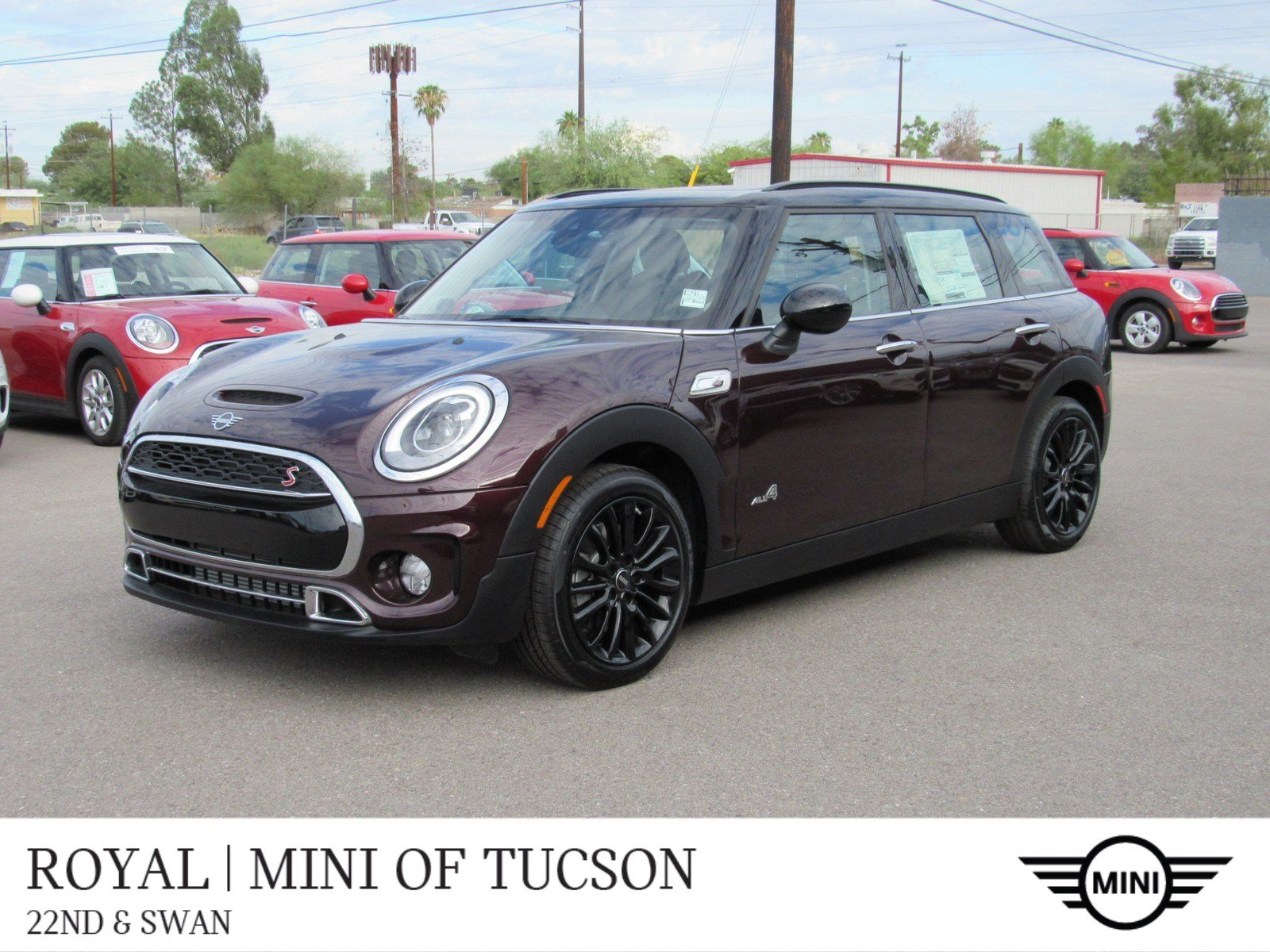 New 2019 Mini Clubman Awd Signature In Tucson M2085 Mini Of Tucson