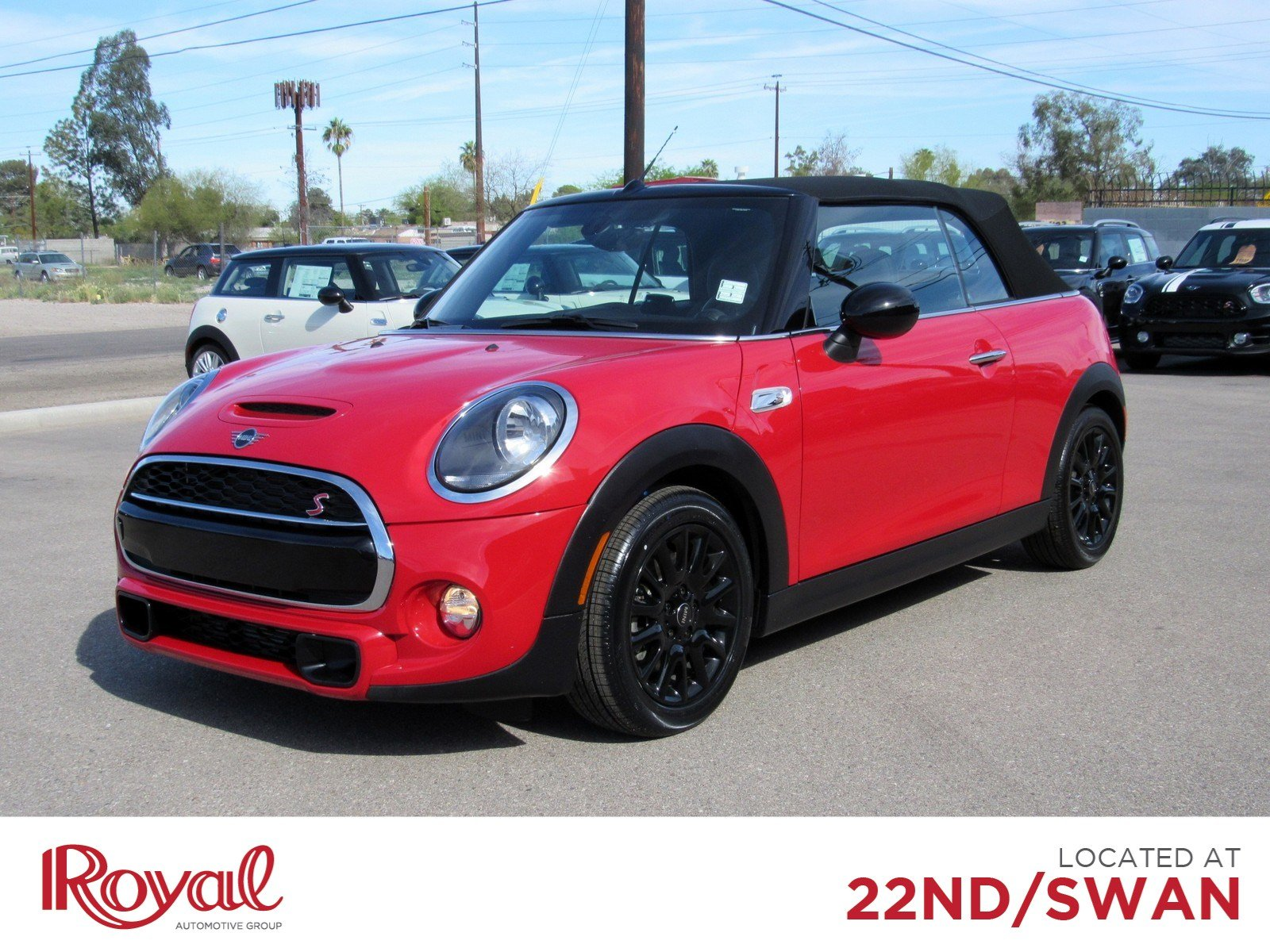 Certified Pre Owned 2019 Mini Convertible Fwd Cooper S In Tucson