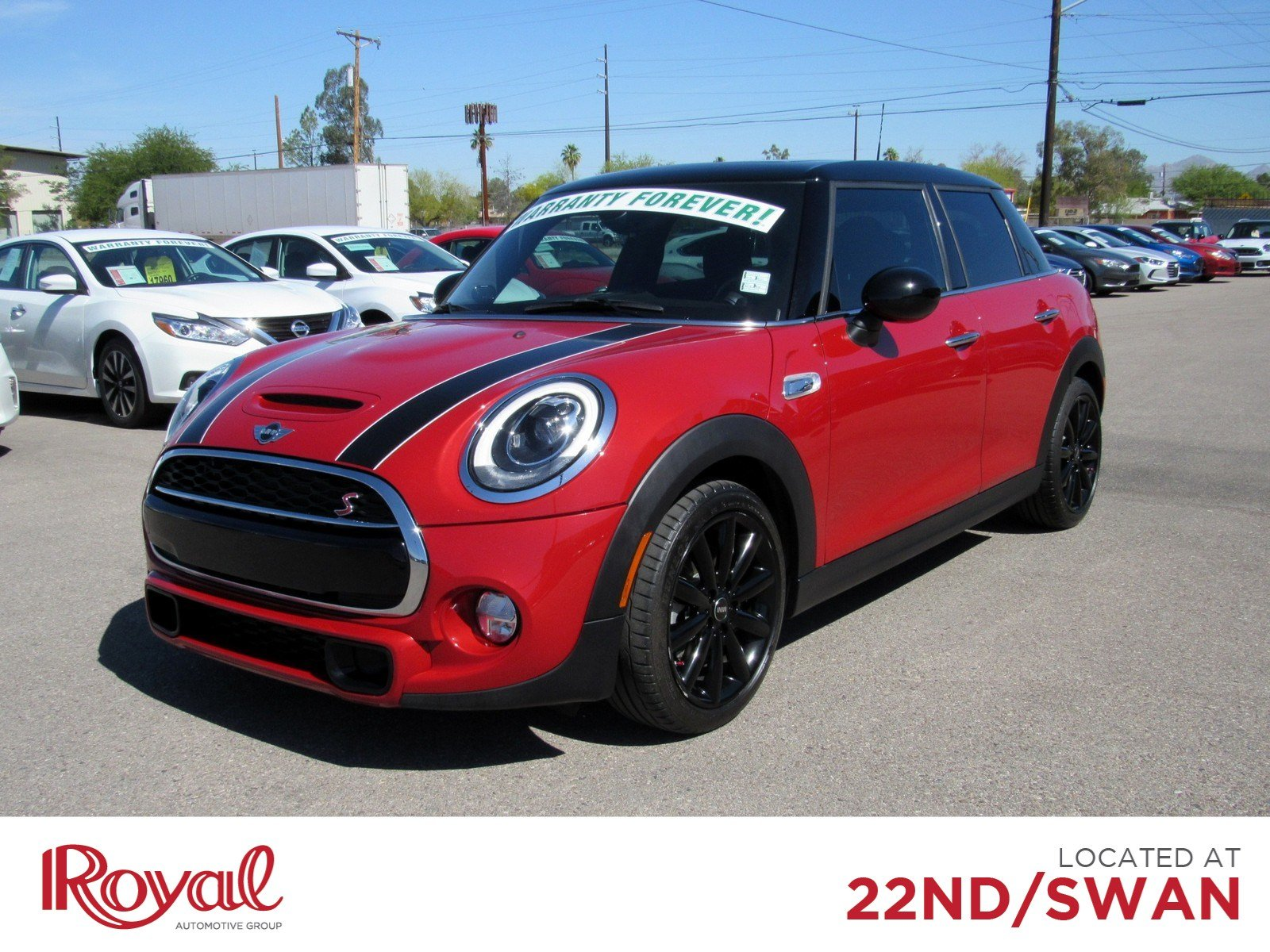 Pre Owned 2016 Mini Cooper Hardtop 4 Door Fwd S In Tucson Po29643