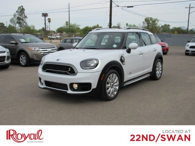 Certified Pre-Owned 2019 MINI Countryman Cooper S E