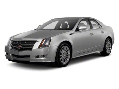 Pre-Owned 2011 Cadillac CTS Sedan Premium
