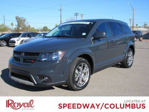Pre-Owned 2018 Dodge Journey GT