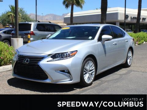Pre-Owned 2016 Lexus ES 350 LUX SAFTEY SYS