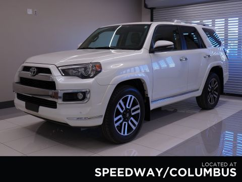 Pre-Owned 2014 Toyota 4Runner LIMITED/NAV