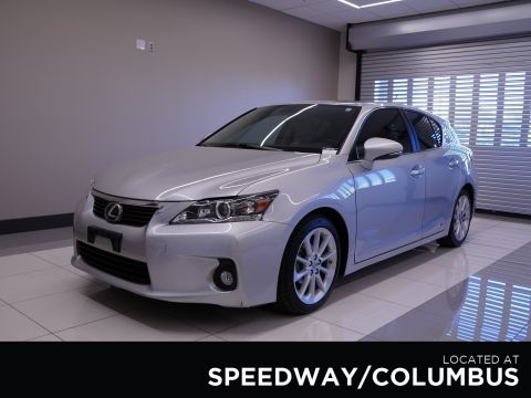 Pre-Owned 2012 Lexus CT 200h BASE/NON NAV