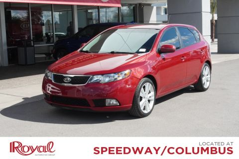 Pre-Owned 2011 Kia Forte 5-Door SX