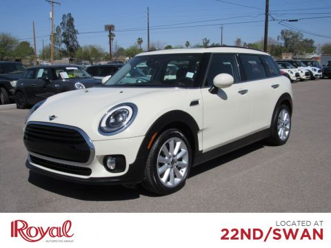 Certified Pre Owned 2019 Mini Clubman Cooper