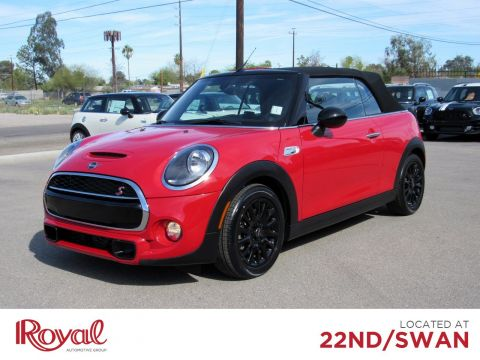 Certified Pre-Owned 2019 MINI Convertible Cooper S