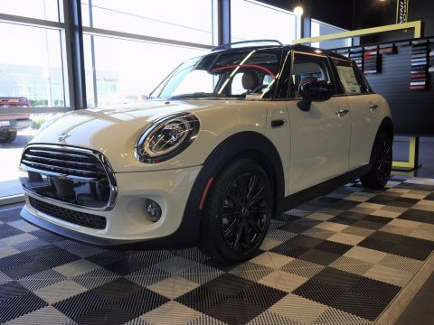 New 2021 MINI Hardtop 4 Door Iconic