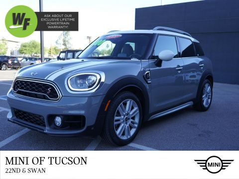 Certified Pre-Owned 2017 MINI Countryman Cooper S
